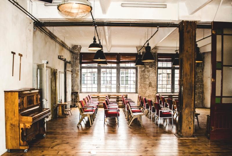 Besondere Locations: Die Design-Lofts der Fabrik 23 in Berlin ...