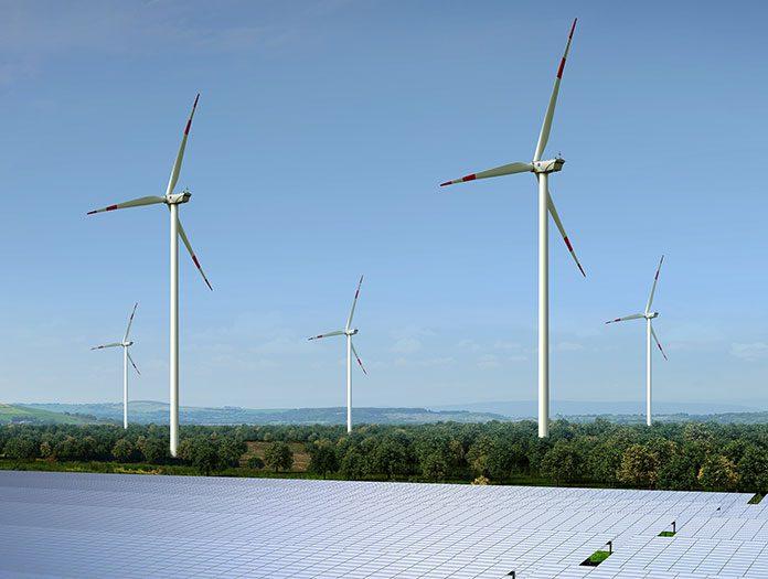 Die Erneuerbaren Energien erfordern neue Lösungen im Energiemanagement. Die Kiwigrid GmbH liefert dafür die nötige Software. Quelle: Innogy SE