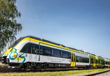 Umweltfreundlich: Bombardiers TALENT 3-Batteriezug
